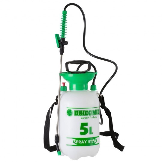 Pulverizador Mochila Spray Star 5